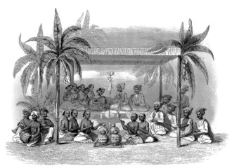 Traditional Wedding Ritual - India