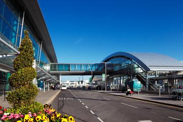 Terminal 2, Dublin Airport, Ireland opened in November 2010