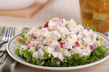 Chicken Salad meal