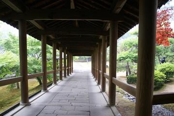 京都 東福寺 回廊
