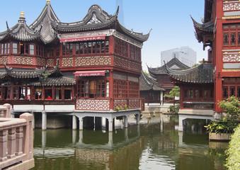 Teehaus China