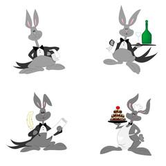 Hare Waiter
