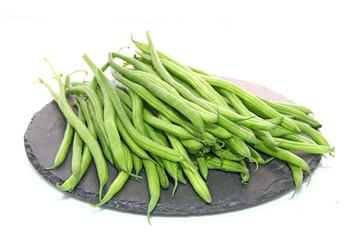 Beaux haricots verts