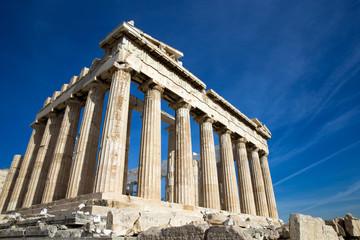 Parthenon on the Acropolis