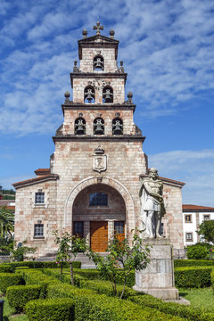 Church of the Assumption of Cangas de Onis and Pelayo