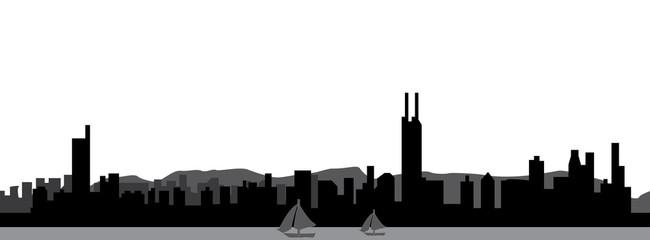 shenzen skyline