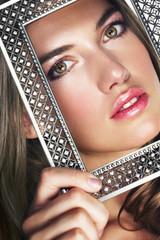 Framed beauty