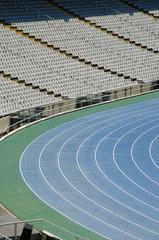 Montjuic Olympic Stadium in Barcelona