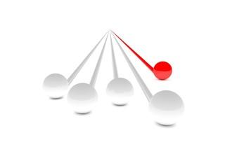Five Balls - Verlierer