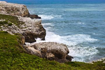 Sea Cantabrico, Suances (Spain)