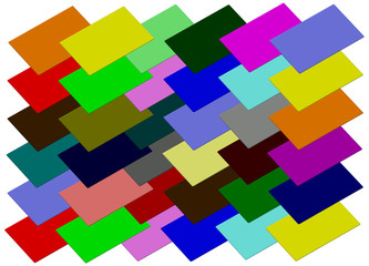 Renkli levhalar