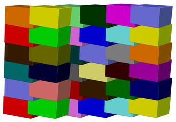 Renkli Küpler