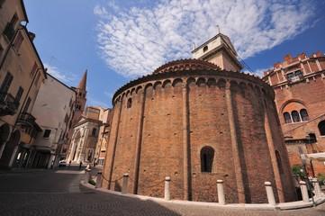 Mantova Rotonda di San Lorenzo