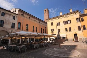 Mantova Piazza Erbe