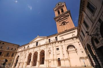 Mantova Chiesa di Santa Barbara