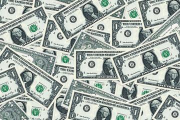 money background - american dollars