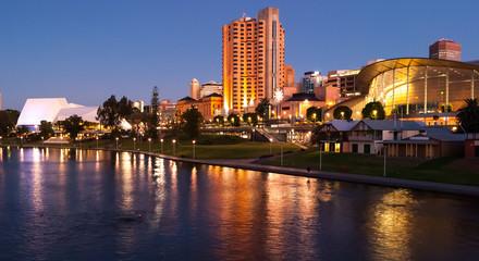 Türaufkleber Australien Adelaide, Australia