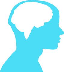 medical man and brain