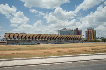 Stadio degradato
