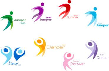 Jumper and Dancer