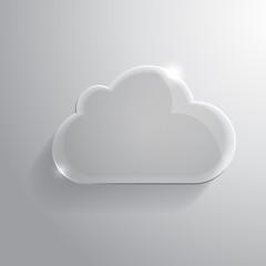 Glossy cloud