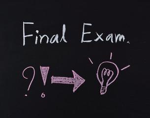 final exam text