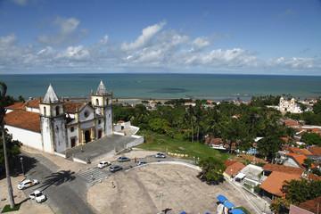 Olinda, panorama dall'Alto da Sè