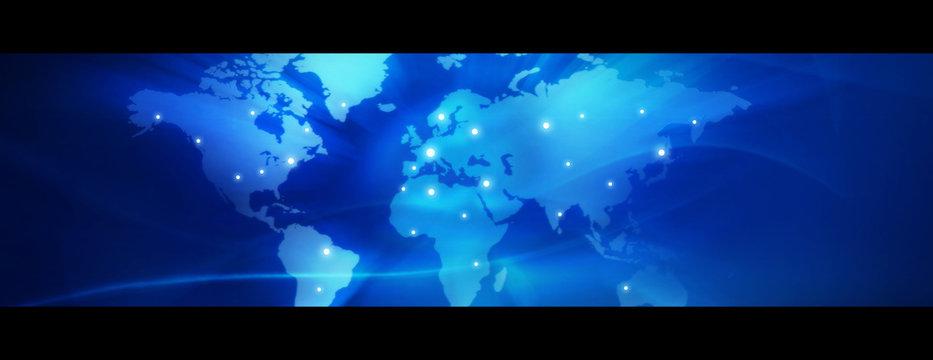 monde réseau