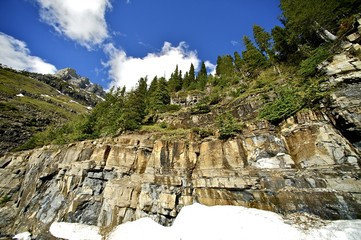 Wall Mural - Montana Geology