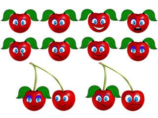 Cherry smile