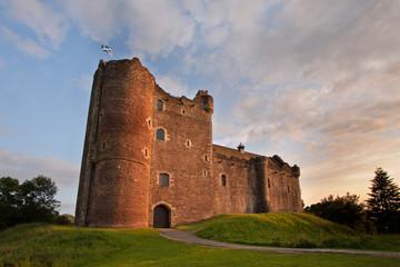 Fotobehang Kasteel Doune Castle, Stirlingshire, Scotland