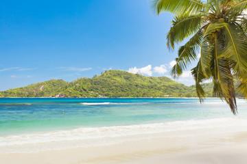 baie Lazare, plage des Seychelles