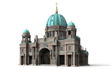 Berlin Dom 7