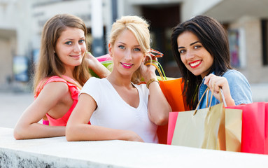 Let's Go Shopping with Friends