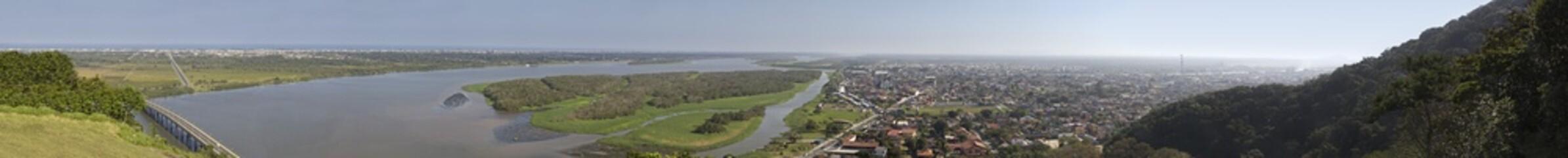 Iguape - Panoramic view