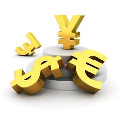 Yen advantage