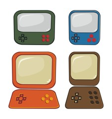 games set application