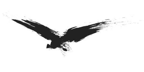 grunge bird