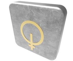 Icon Weiblich