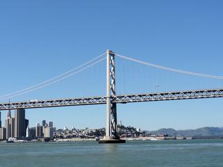 Bay Bridge and San Francisco City
