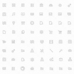 Collection Vector ICON Set