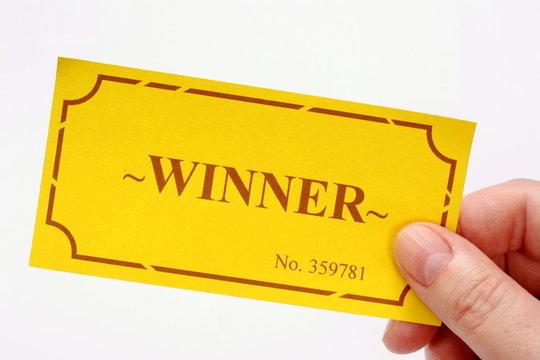 Winning Golden Ticket