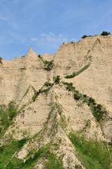 Melnik Sand Pyramids are the most fascinating natural phenomena