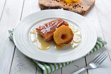 Pork and Apple