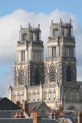 Cathédrale Sainte Croix. Orléans.
