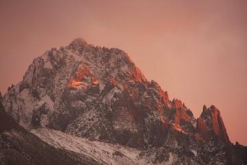 Wall Mural - Mount Sneffels at sunrise, Colorado