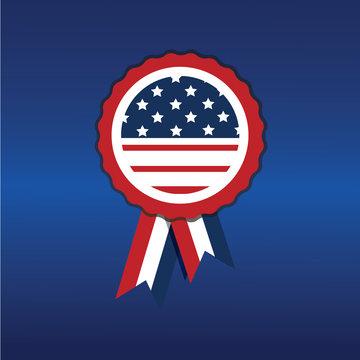 USA medal