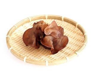 Black fungus, Jelly ear mushroom