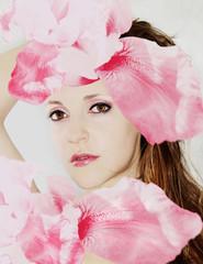 Beauty Model Woman Face