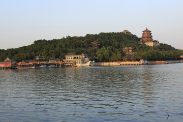 Chinese ancient royal garden